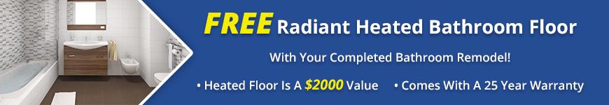 Bathroom Remodeling -Deal GraniTech Springfield VA